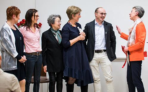 Verleihung Helene Potetz Preis