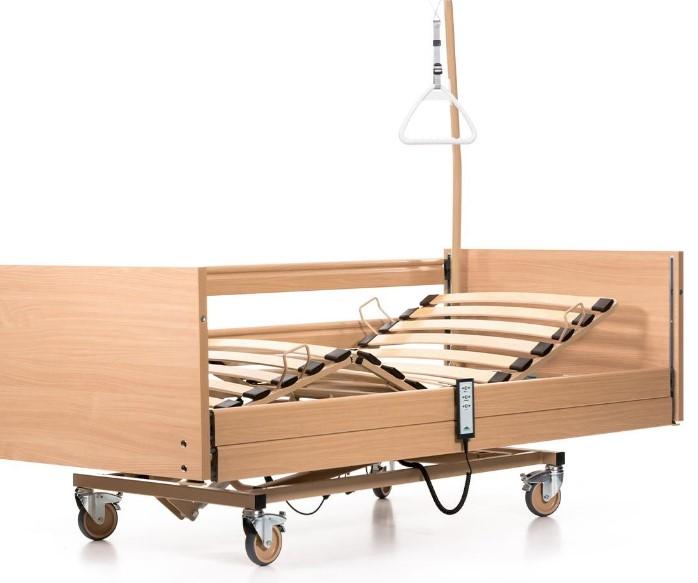 Symbolfoto Pflegebett